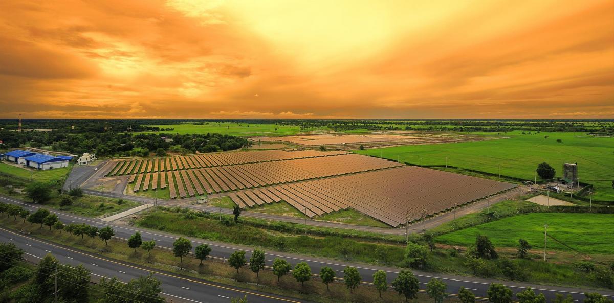Sistema Fotovoltaico em uma propriedade rural no Caribe